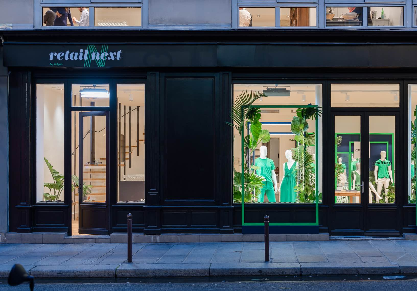 retail next by Adyen