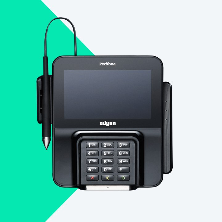 M400 point of sale terminal