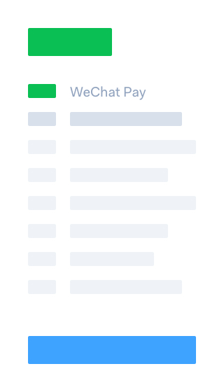 WeChat Pay payment method | Reach 600 million Chinese shoppers - Adyen