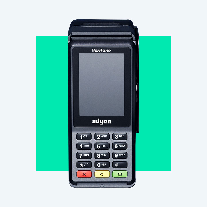 V400c point of sale terminal