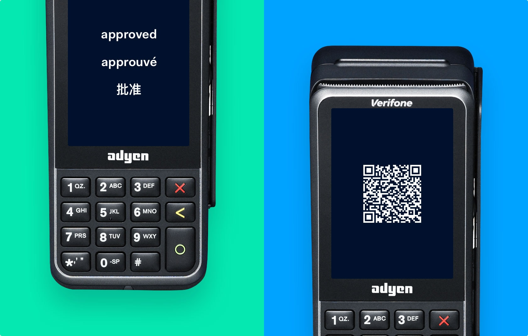 POS payments | One solution for all POS payments - Adyen