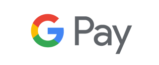 Logo du moyen de paiement Pay with Google