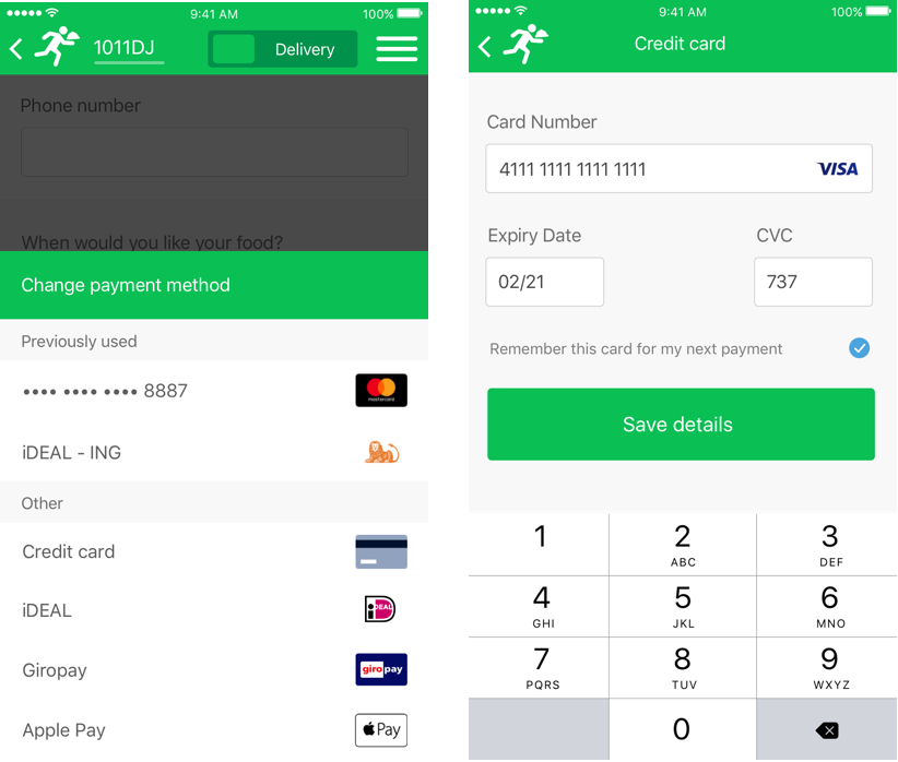 Adyen Checkout - Custom integration
