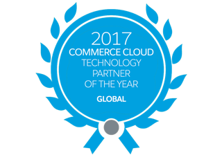 Salesforce technology partner of the year icon
